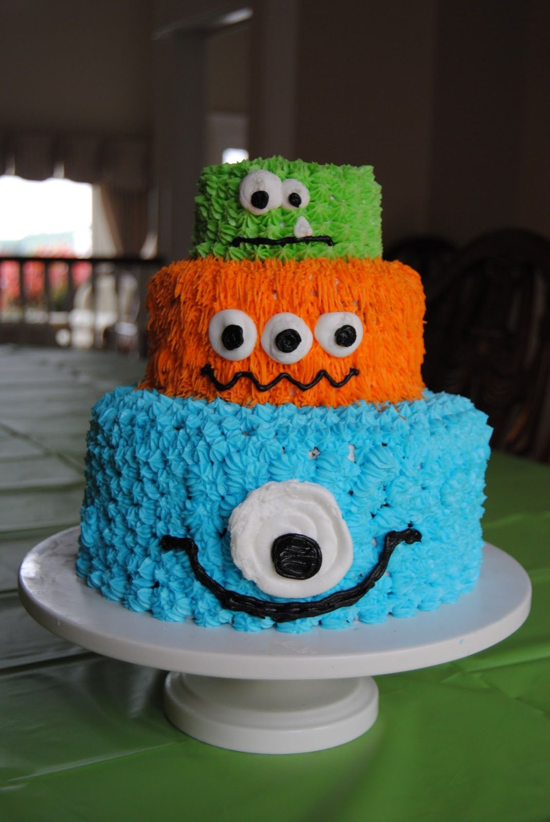 25+ Awesome Photo of Little Boy Birthday Cakes