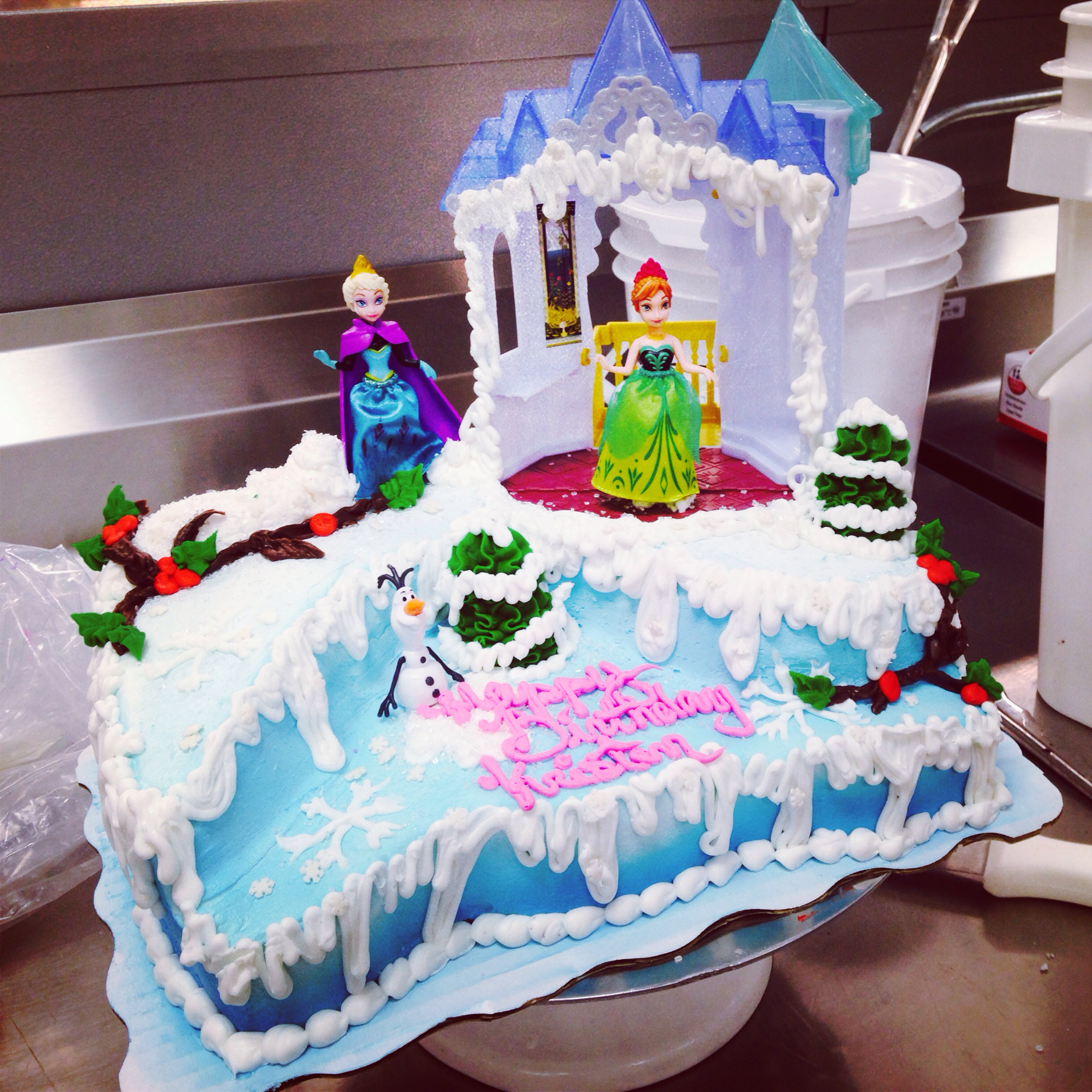 2448 X In 32 Best Image Of Little Mermaid Birthday Cake Walmart