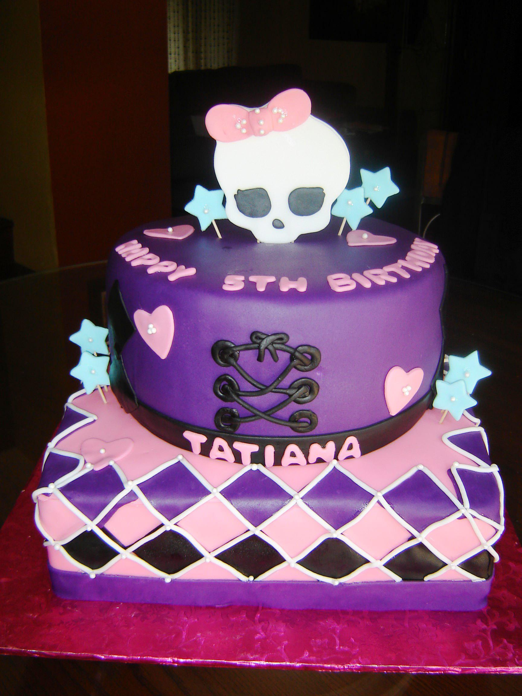 Little Mermaid Birthday Cake Walmart Monster High Protoblogr Design