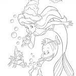 Little Mermaid Coloring Pages Astounding Ariel Little Mermaid Coloring Pages Book Sheets Colors