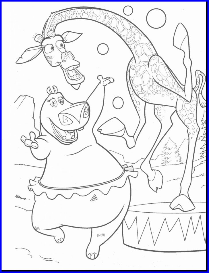 Madagascar Coloring Pages Madagascar Coloring Pages At Getdrawings Free For Personal Use
