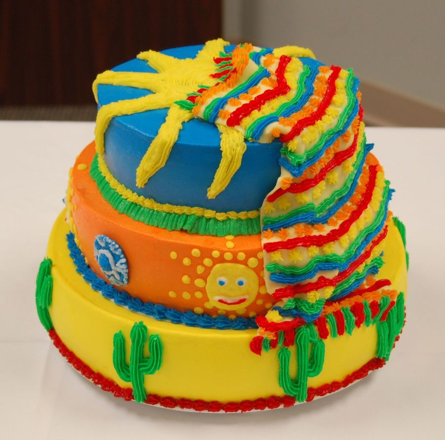 Mexican Birthday Cake Mexican Birthday Cake Cakecentral