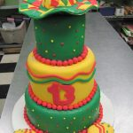 Mexican Birthday Cake Mexican Birthday Cake Leah Flickr