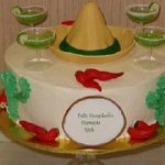 Mexican Birthday Cake Mexican Fiesta Birthday Cake Cakecentral
