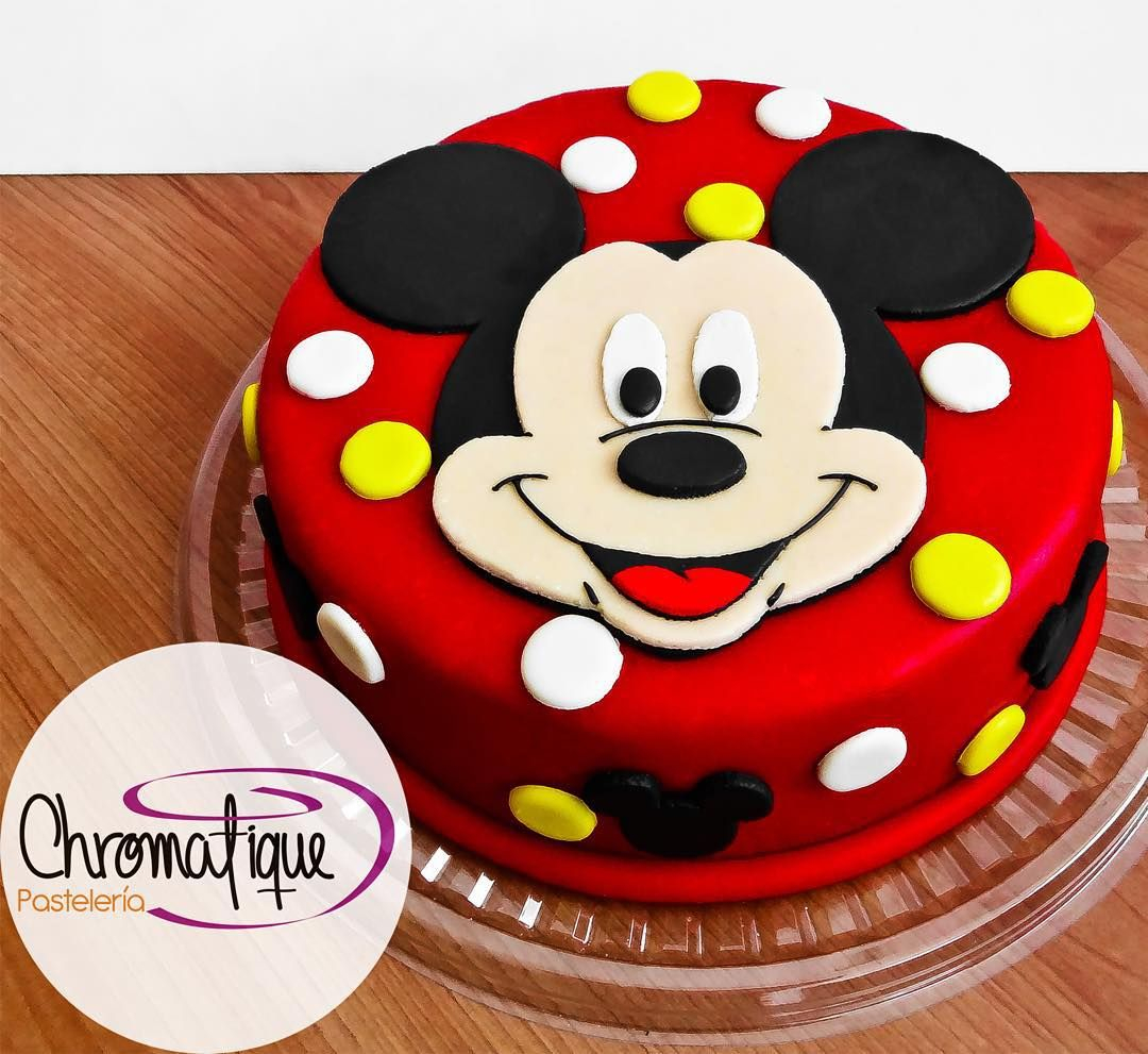 Mickey Mouse Birthday Cake Pin Mary Parks On Cakes Pinterest Mickey Mouse Birthday