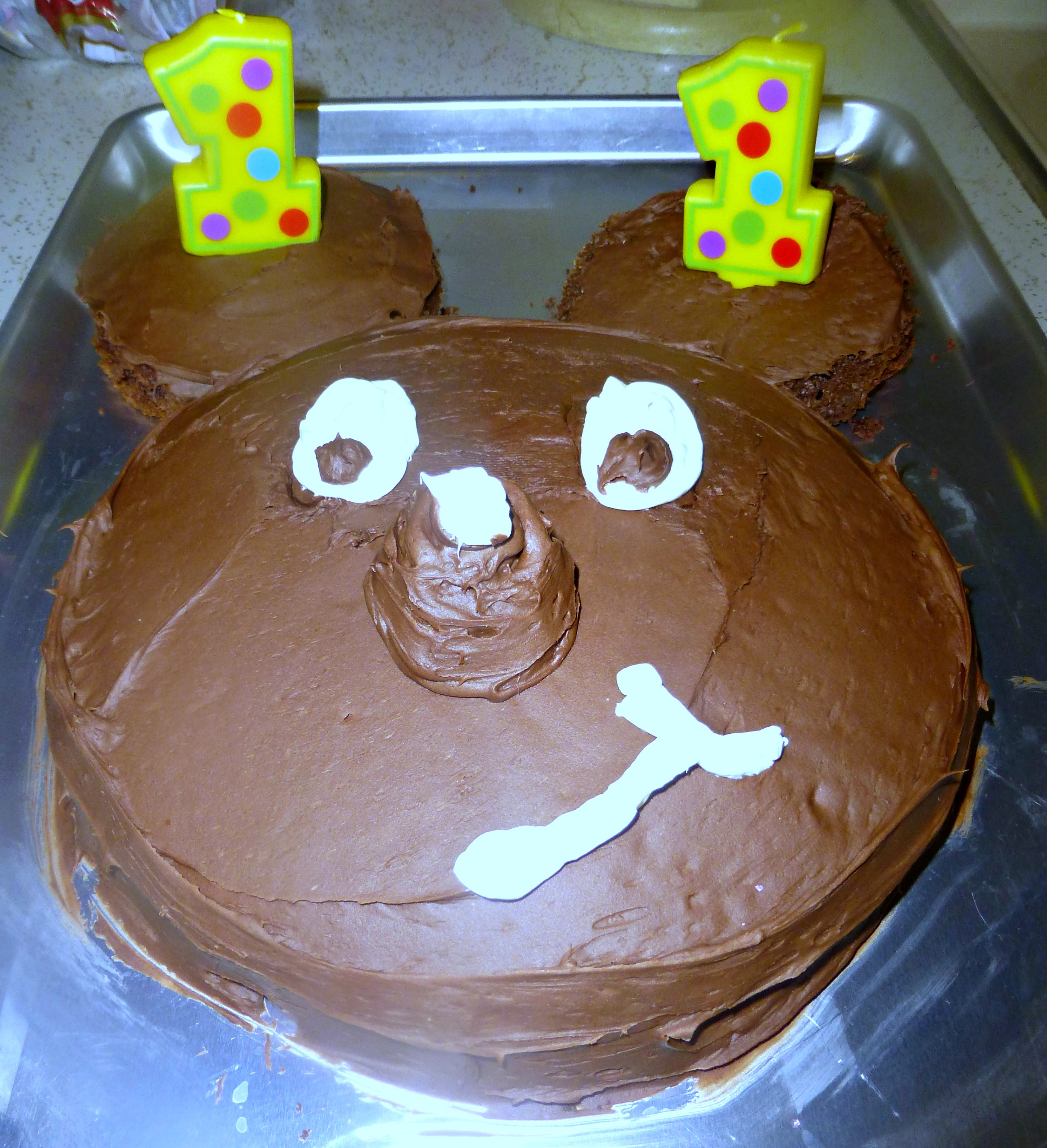 Mickey Mouse First Birthday Cake Mickey Mouse Clubhouse Themed Birthday Party