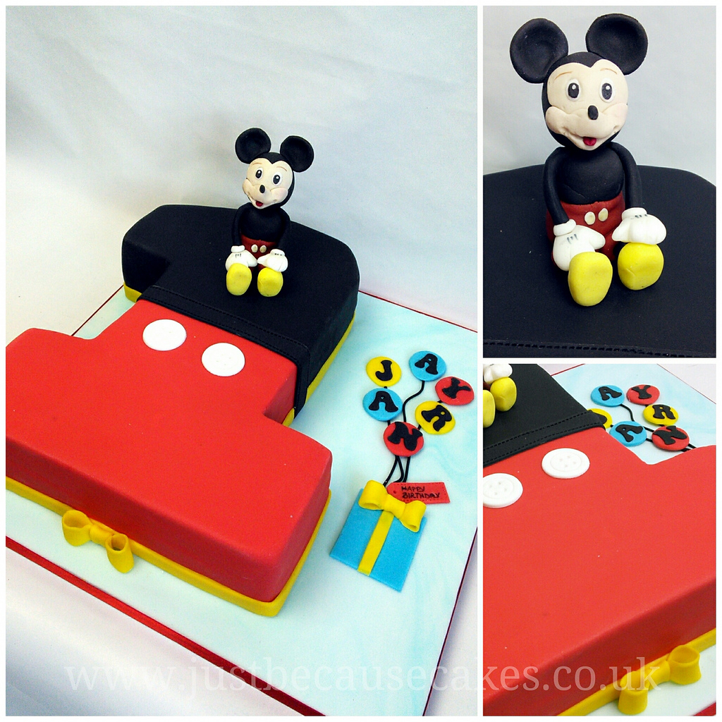 Mickey Mouse First Birthday Cake Mickey Mouse First Birthday Cake Mickey Mouse First Birthd Flickr