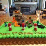 Minecraft Birthday Cake Toppers Minecraft Birthday Stuff Is Impossible To Find So I Came Up With