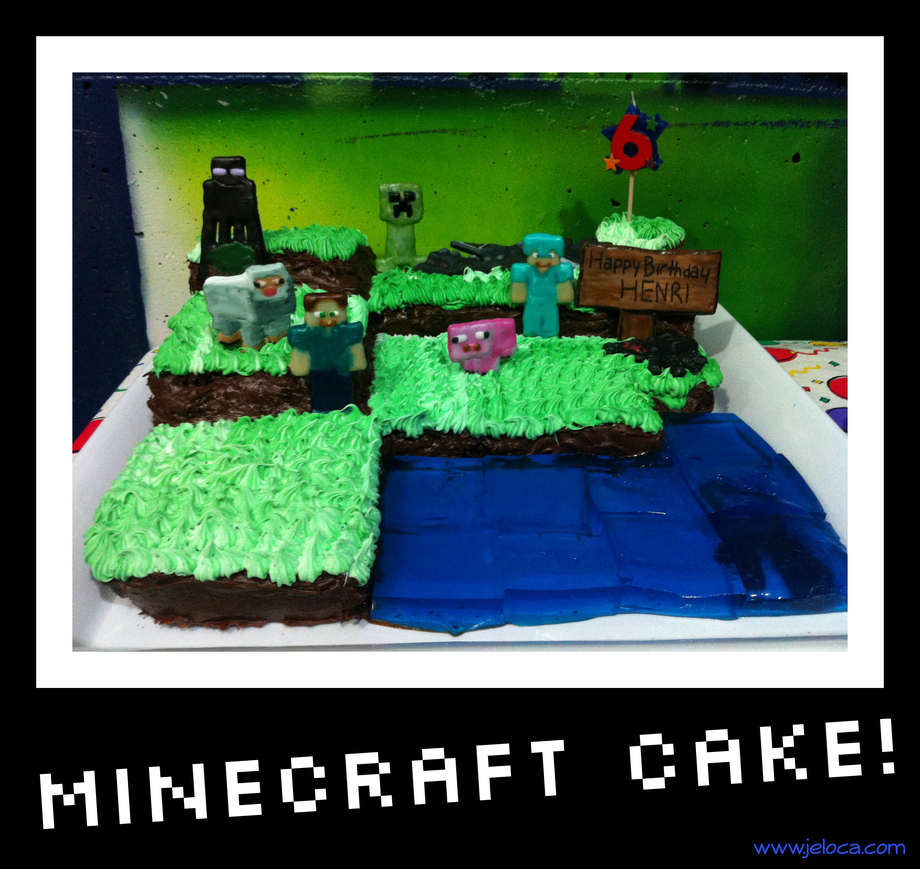 Minecraft Birthday Cake Toppers Minecraft Cake Toppers