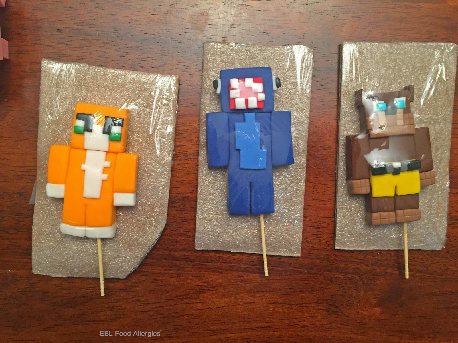 Minecraft Birthday Cake Toppers Stampy Squid Lfor Lee Minecraft Birthday Cake Toppers Fancy Picture