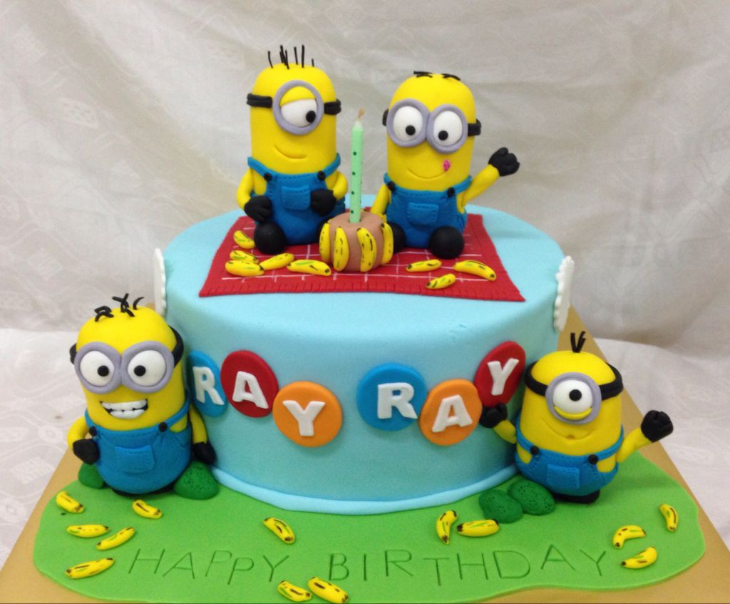 Minions Birthday Cake Top 10 Crazy Ideas Express