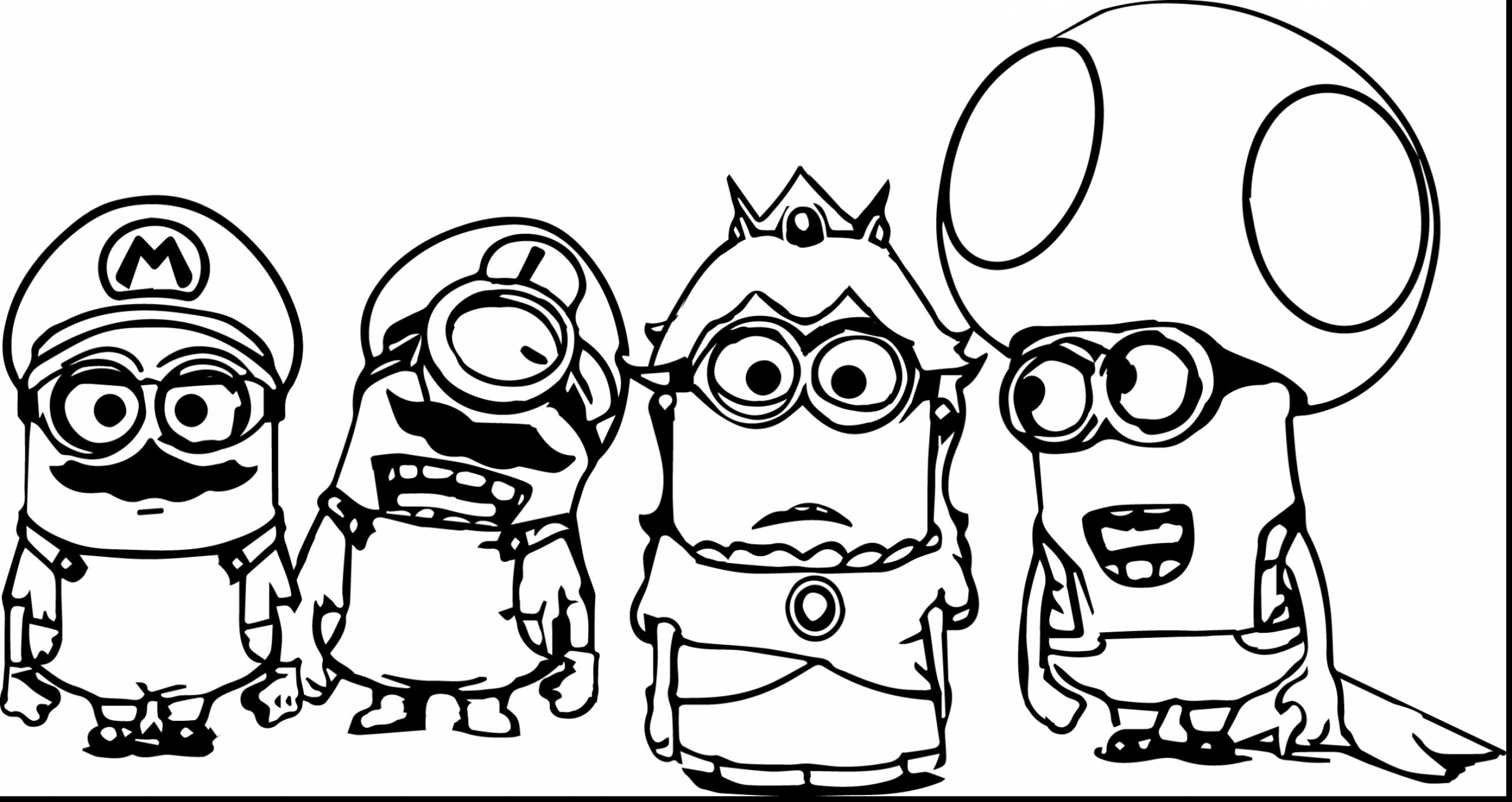 Minions Coloring Pages Minion Coloring Pages To Print 10 E Halloween 7 Futurama