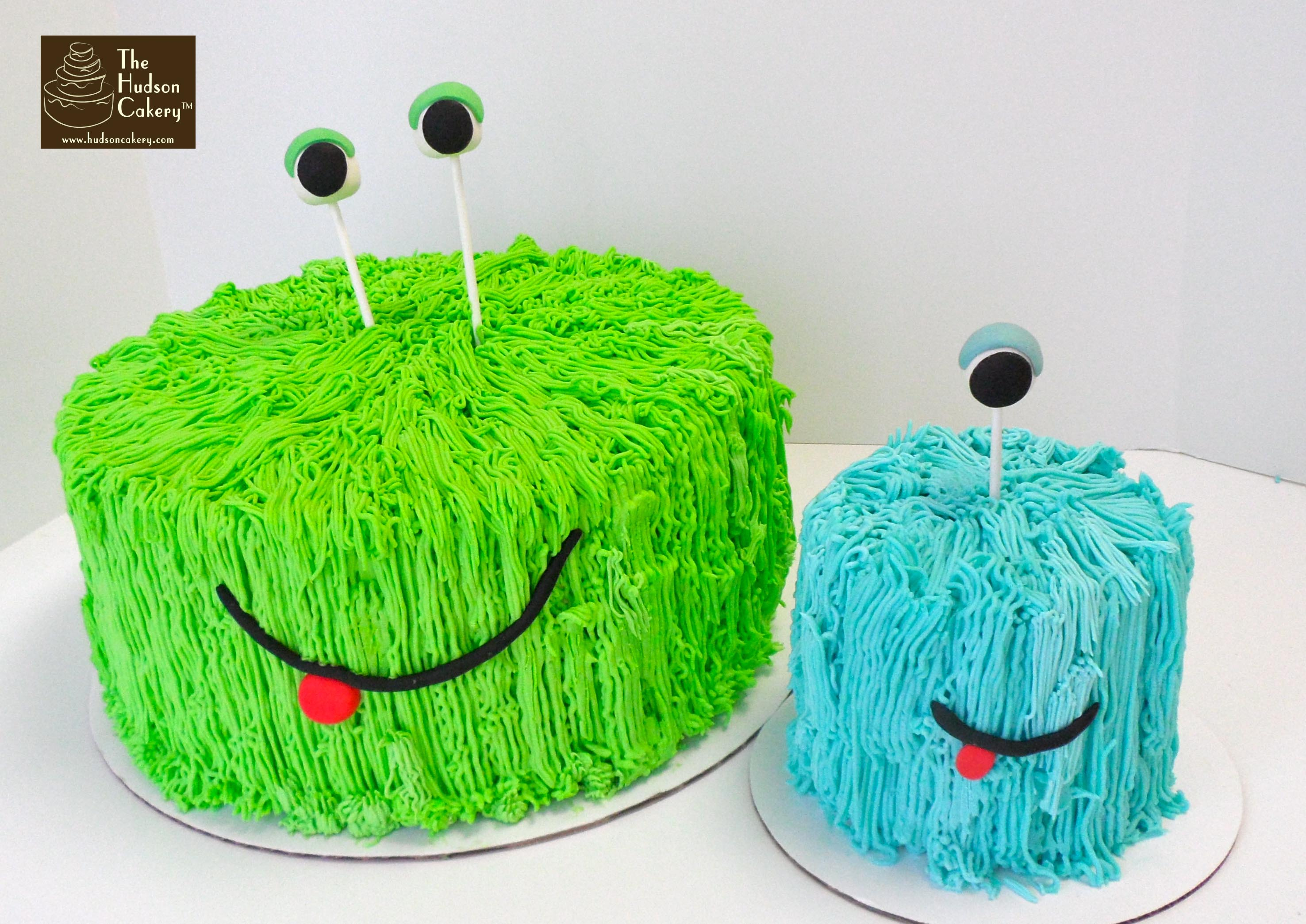 Monster Birthday Cake Little Monster Cake Birthday The Hudson Cakery