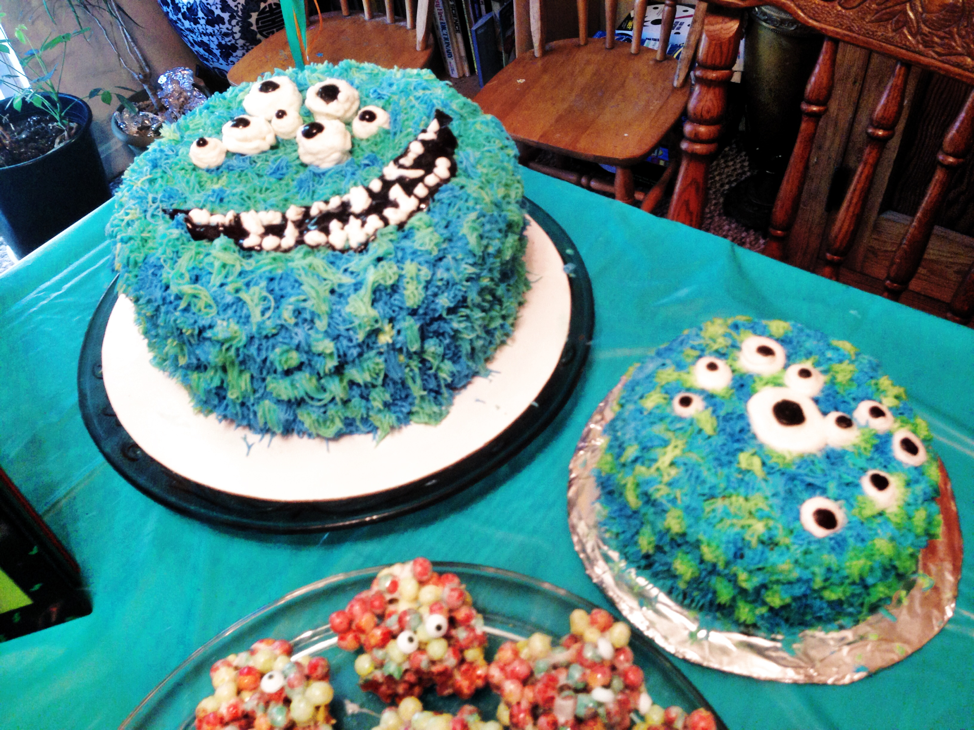 Monster Birthday Cake Monster Birthday Cake Archives Simply Real Moms