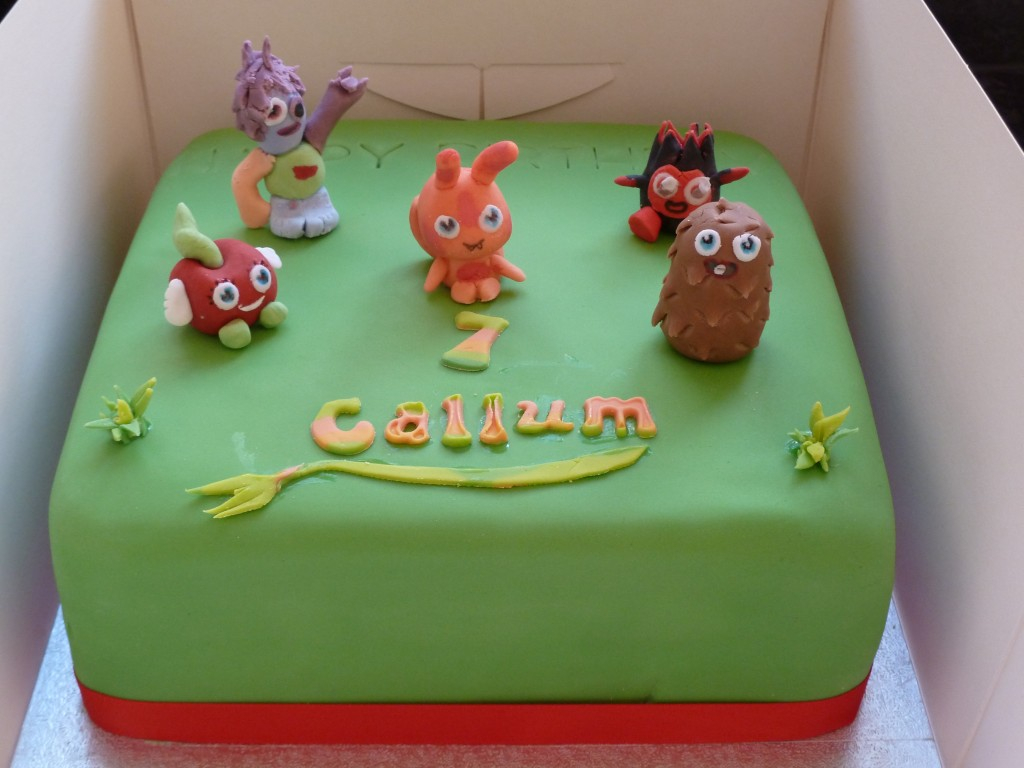 Monster Birthday Cake Moshi Monster Birthday Cake Wedding Birthday Cakes From
