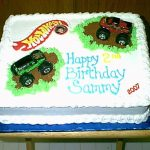 Monster Jam Birthday Cake Hot Wheels Monster Truck Cake Cakecentral