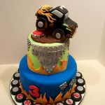 Monster Jam Birthday Cake Monster Jam Birthday Cake Cakecentral