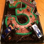 Monster Jam Birthday Cake Monster Truck Cake Made Amy Vol Cakes Monster Truck