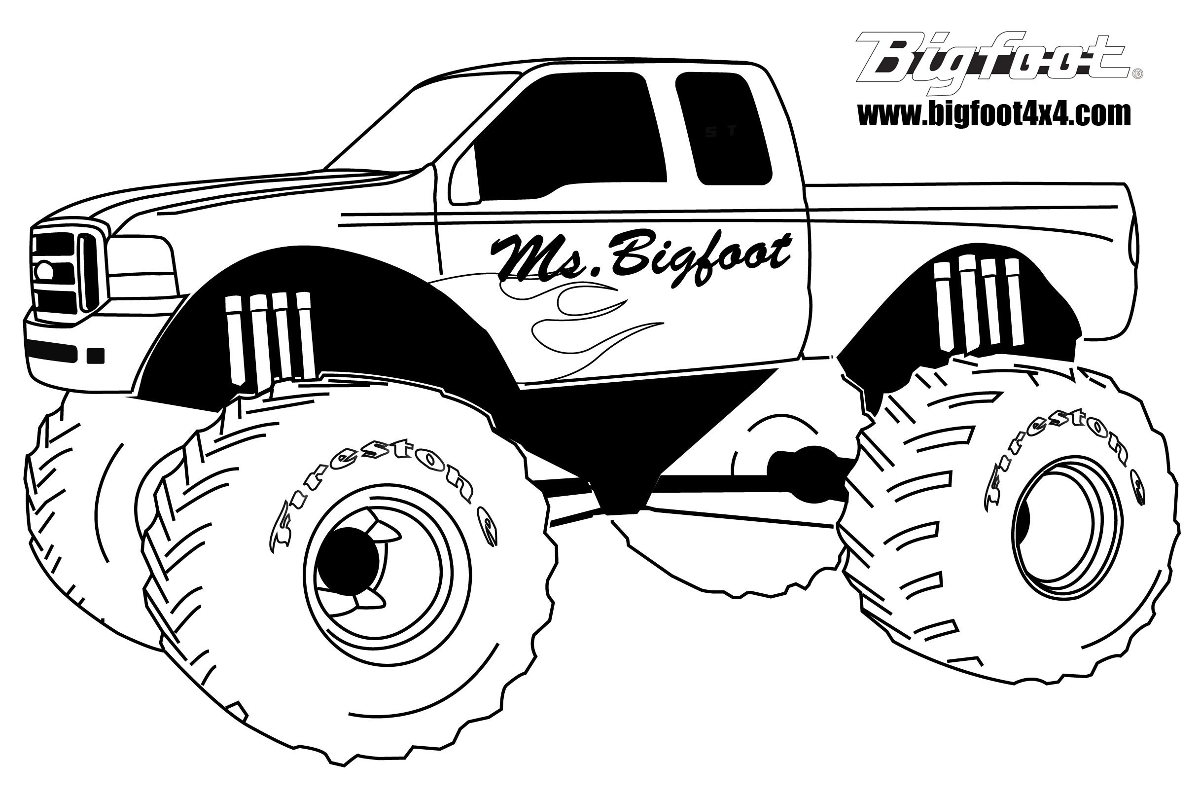 Monster Jam Coloring Pages Free Printable Coloring Pages Monster Trucks Awesome 55 Luxury