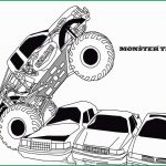 Monster Truck Coloring Page Monster Truck Coloring Pages Fresh Free Printable Monster Jam