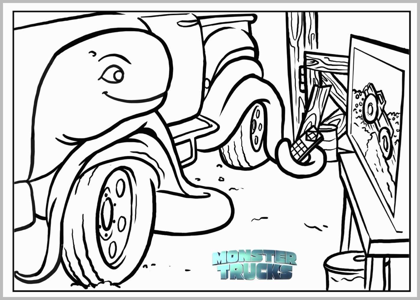 Monster Truck Coloring Pages Free Monster Truck Coloring Pages Glandigoart