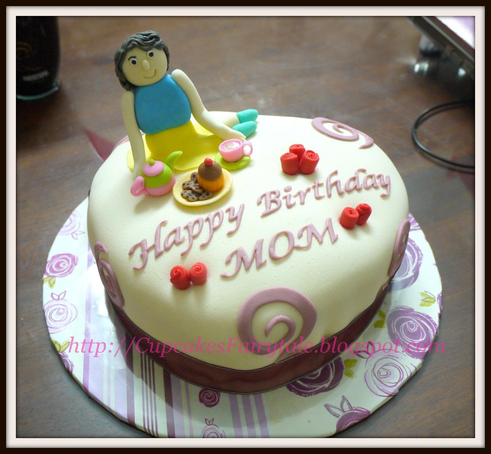 Mother Birthday Cake Pics Ausreise Info