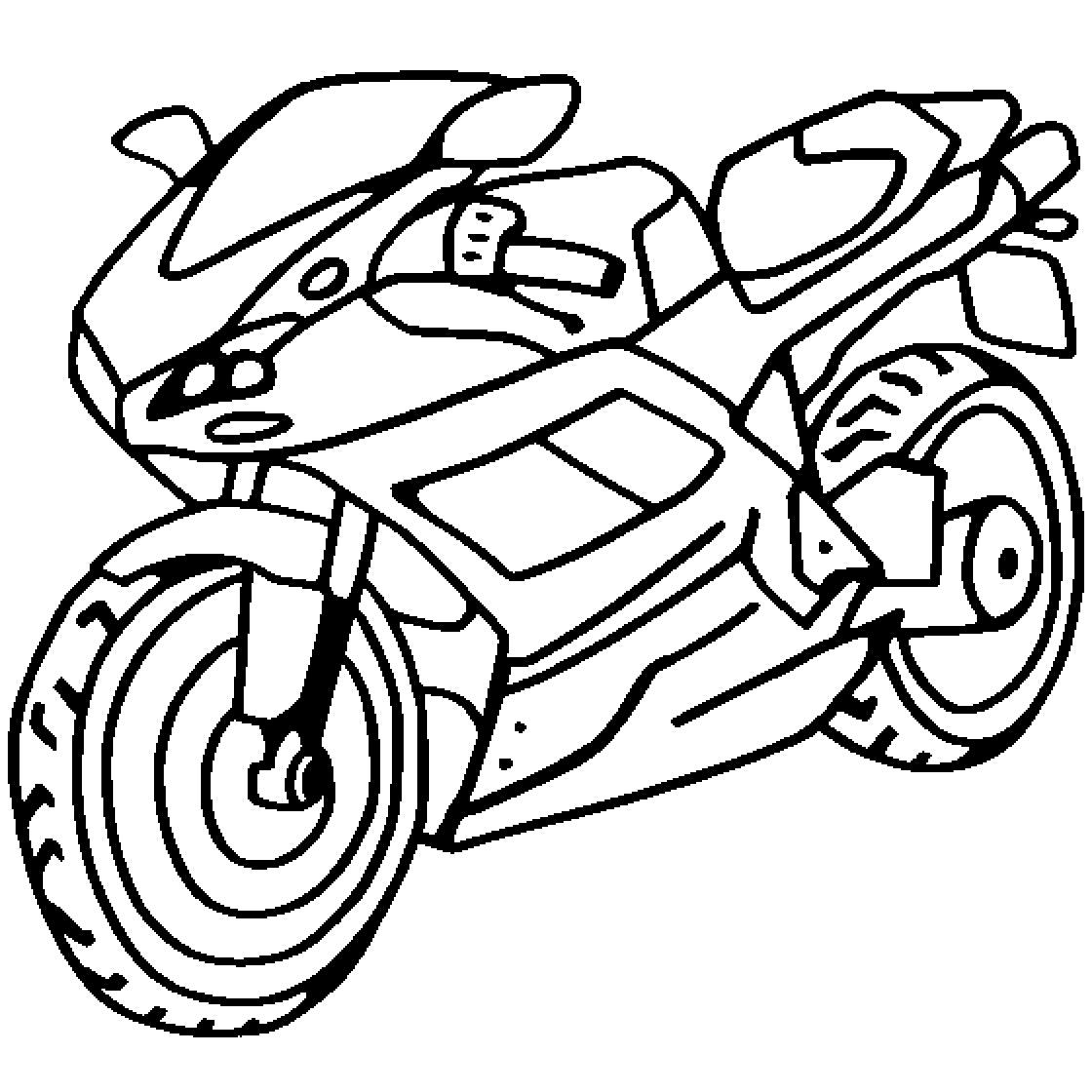 Motorcycle Coloring Pages Cool Motorcycle Coloring Pages For Kids Coloringstar