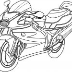 Motorcycle Coloring Pages Free Printable Motorcycle Coloring Pages For Kids