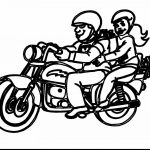Motorcycle Coloring Pages Free Printable Motorcycle Coloring Pages For Kids With Bitslice
