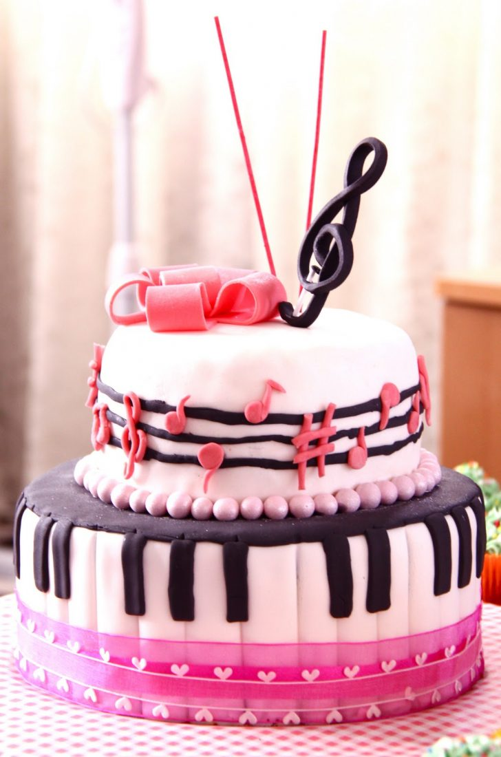 Music Birthday Cakes 11 Art Music Birthday Cakes Photo Music Birthday Cake Ideas Music