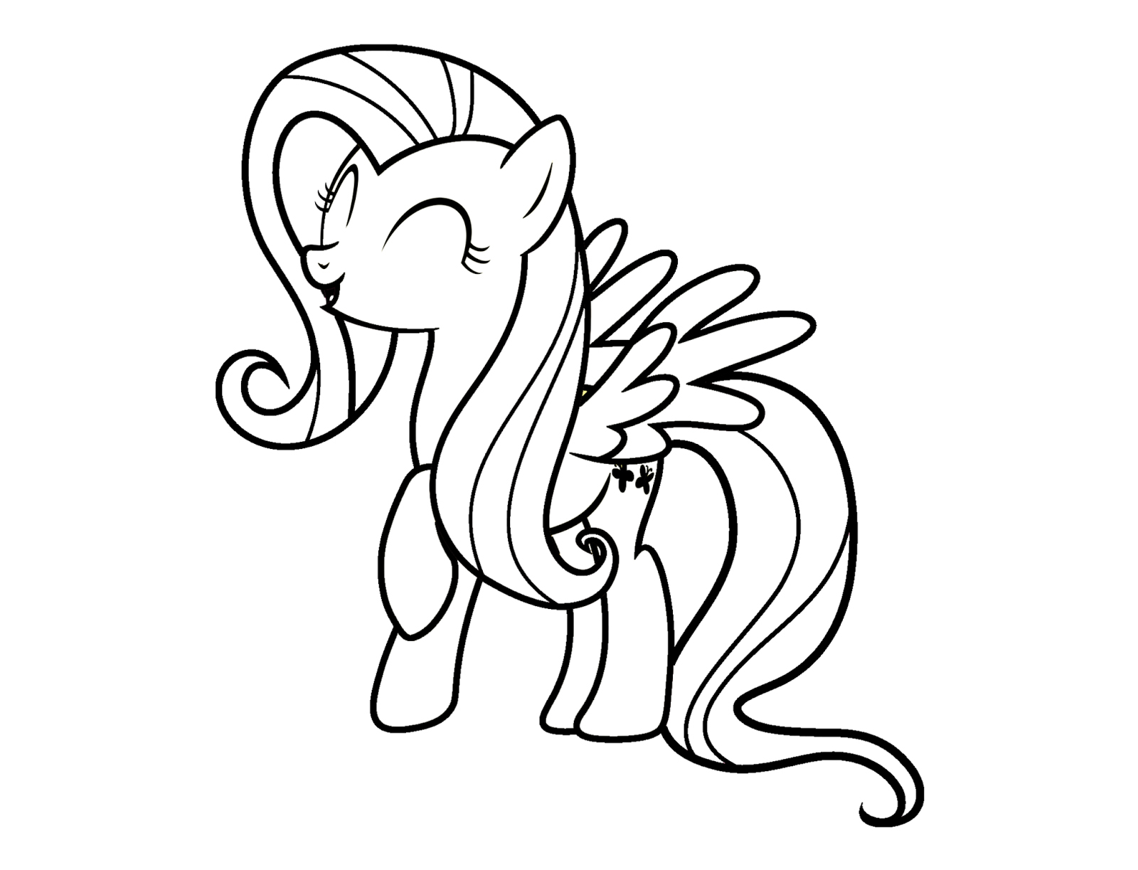 My Little Pony Coloring Pages Free My Little Pony Coloring Pages Coloring Pages For Kids