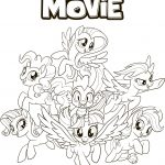 My Little Pony Coloring Pages My Little Pony The Movie Coloring Pages Youloveit