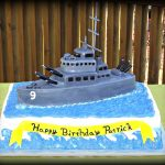 Navy Birthday Cake Battle Ship Birthday Cake My Cakes In 2018 Pinterest Cake