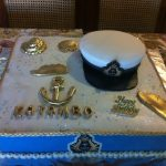 Navy Birthday Cake In The Navy Birthday Cake Cakecentral