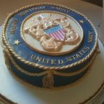 Navy Birthday Cake Navy Birthday Cake Sharon Dutton Flickr