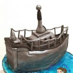 Navy Birthday Cake Navy Boat Cake For A Navy Birthday Boy Veena Azmanov