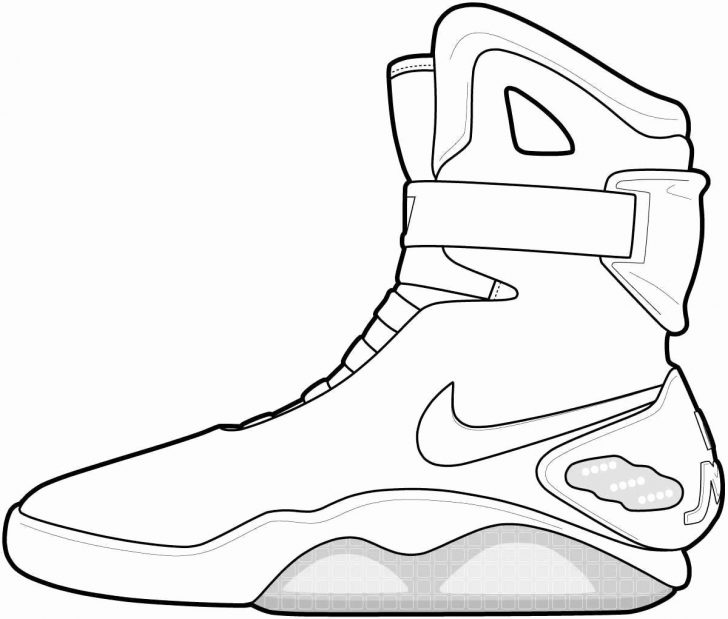 Nike Coloring Pages Air Jordan Coloring Book Luxury Nike Coloring Pages Beautiful