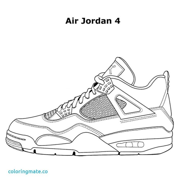 Nike Coloring Pages Beautiful Cool Nike Shoes Coloring Pages Maythesourcebewithyouco
