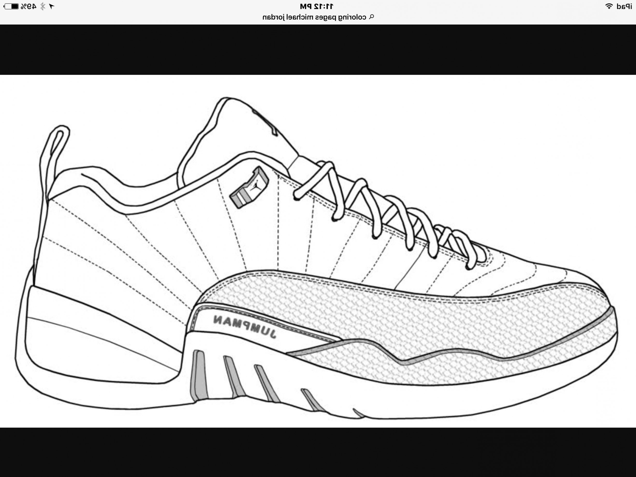 Nike Coloring Pages New Nike Shoes Coloring Pages Colin Bookman