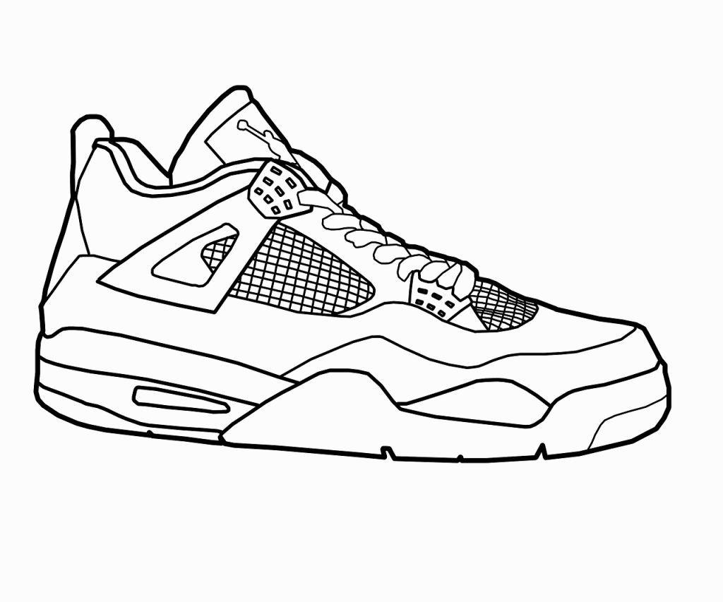Nike Coloring Pages Nikehoes Coloring Pages Jordanneakeroccer Running Daisy Cecil On