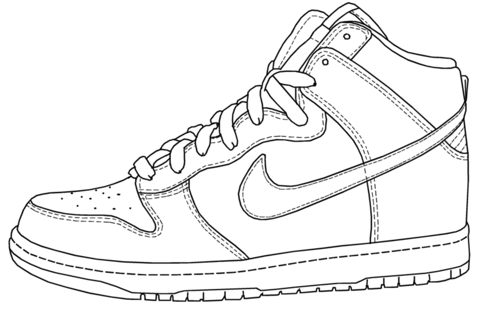 Nike Coloring Pages Remarkable Nike Air Max Coloring Pages Color Of Coloring Download