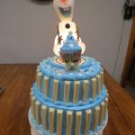 Olaf Birthday Cake Cool Light Up Olaf Birthday Cake