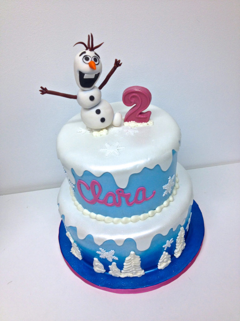 Olaf Birthday Cake Nashville Sweets Olaf Frozen Birthday Cake