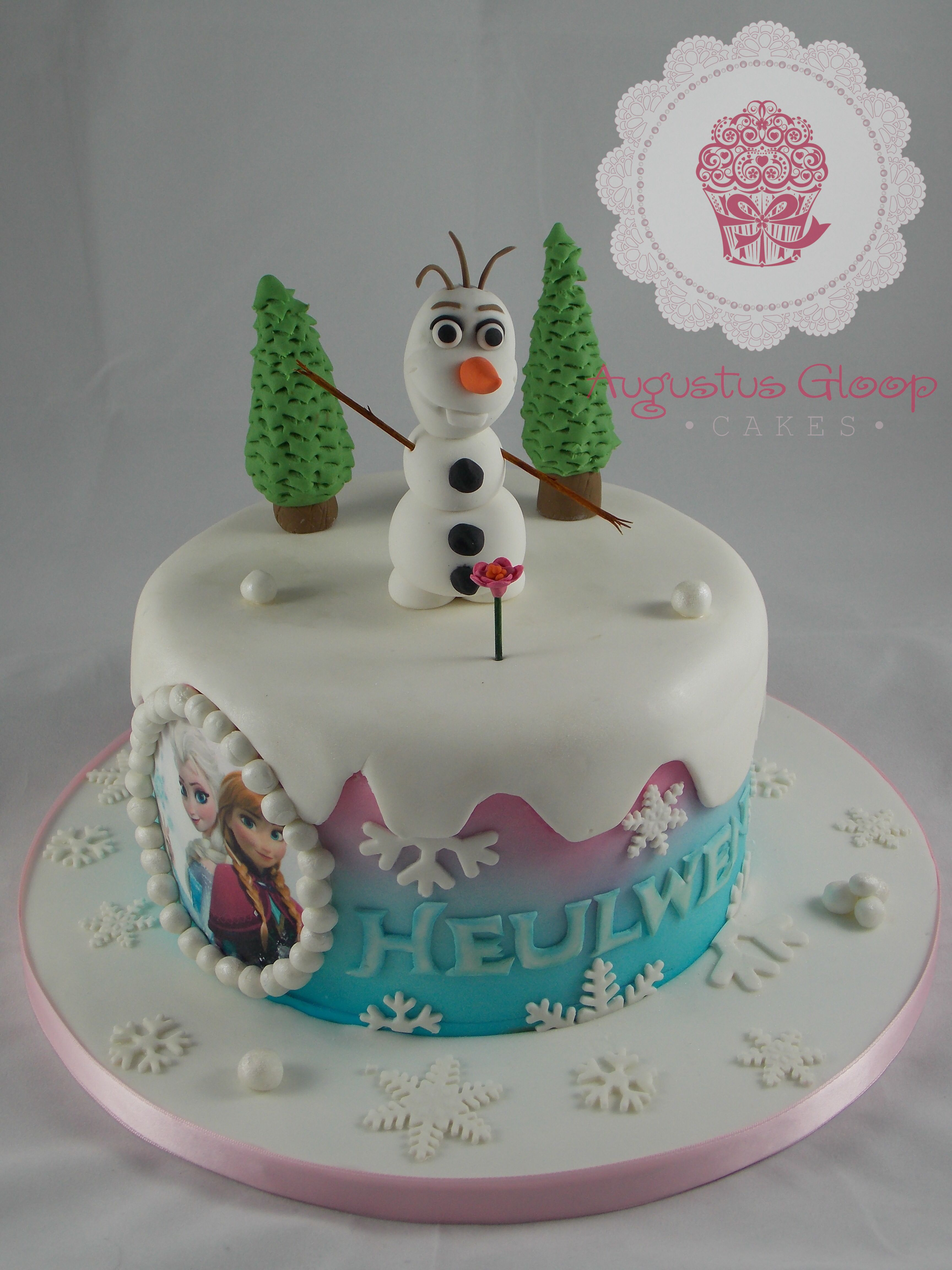 Olaf Birthday Cake Olaf Christmas Birthday Cake Frozen 3 Geburtstags Torten