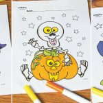 Oriental Trading Coloring Pages Free Halloween Coloring Pages