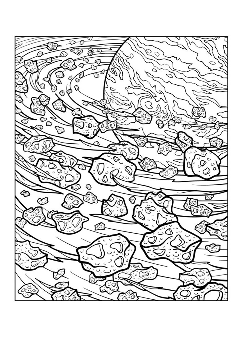 Outer Space Coloring Pages Space Colouring Pages Free At Getcolorings Free Printable