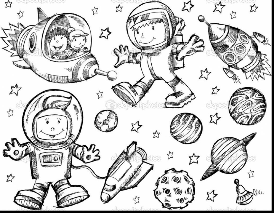 Outer Space Coloring Pages Stunning Outer Space Coloring Pages For Adults Cool Xcbxespace With