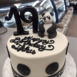 Panda Birthday Cake Panda Bear Theme Birthday Cake Goodies Winnipeg Bakery