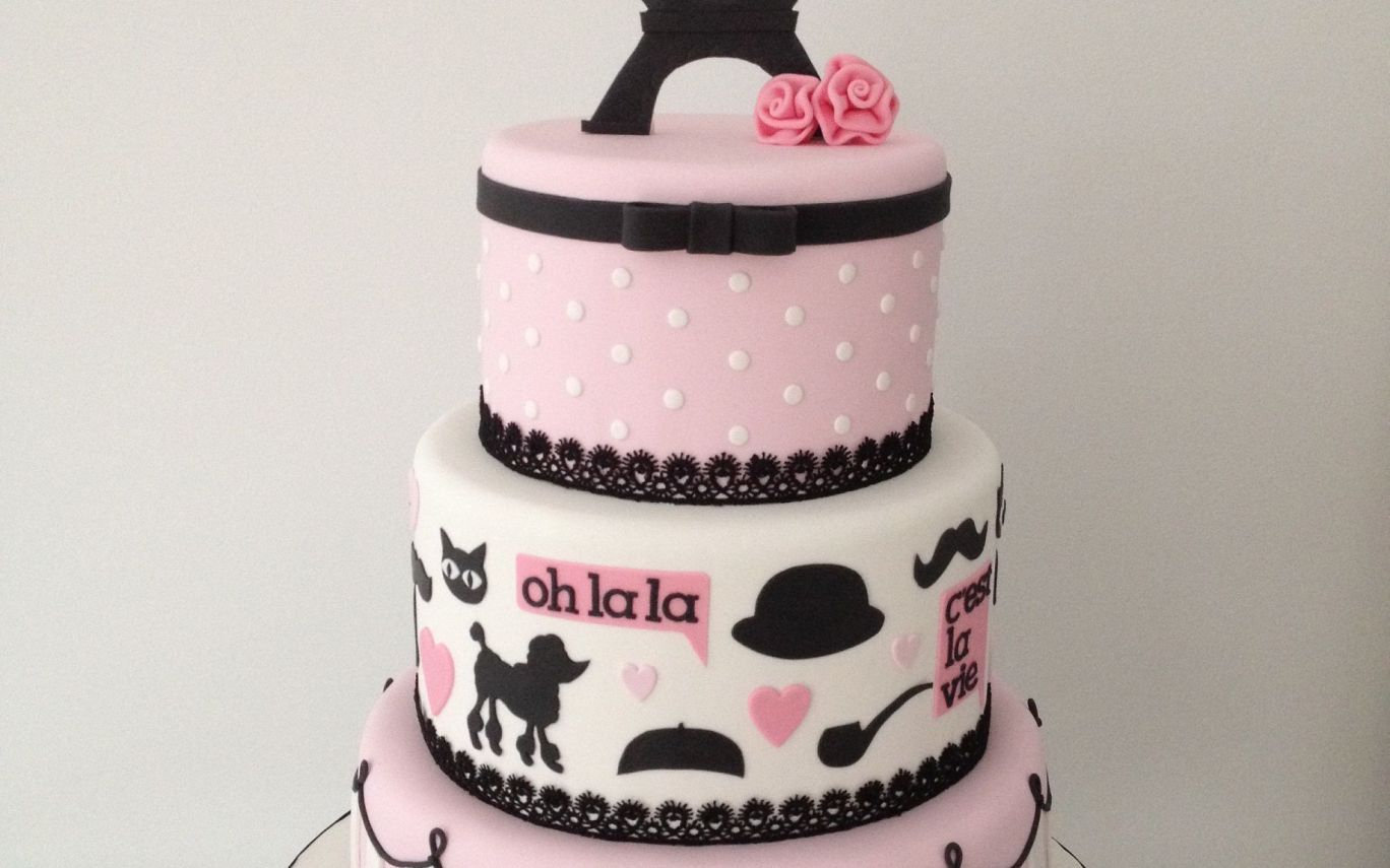 Paris Birthday Cake Paris Sweet 16 Birthday Cakes Hot Trending Now