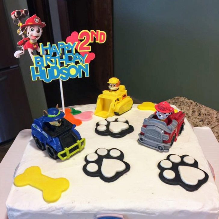 Paw Patrol Birthday Cake Toppers Paw Patrol Birthday Cake Toppers 8 Happy Birthday World